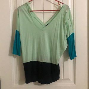 Woman's express top